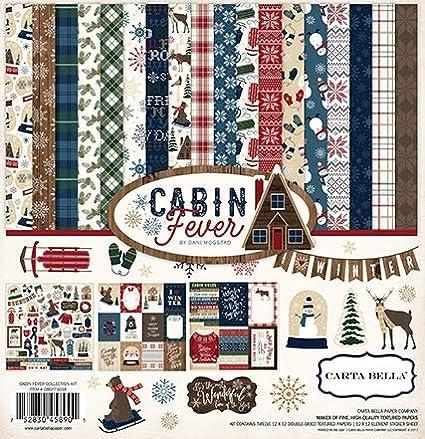 Carta Bella Cabin Fever Collection Kit