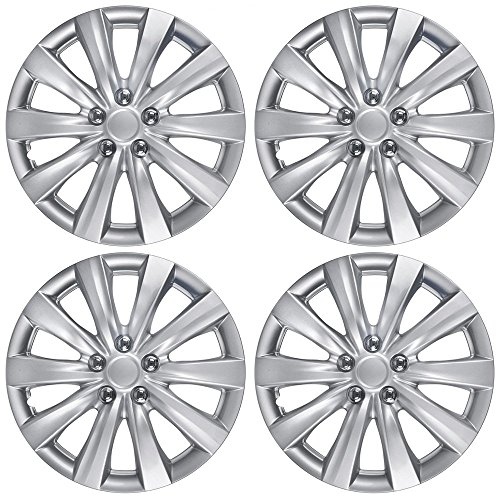BDK Toyota Corolla Style Hubcaps 16