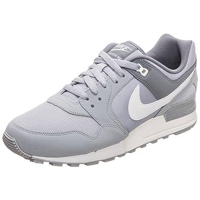 NIKE Air Pegasus 89 Sneaker Trainer (41 EU, Grey White)  Amazon.de ... 838fde3862