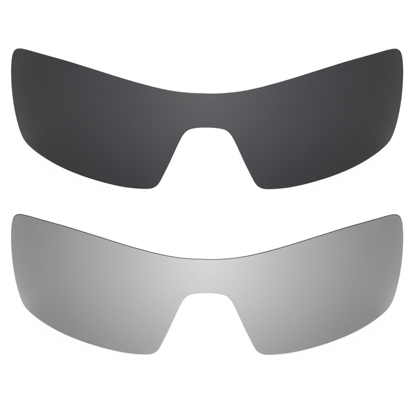 Revant Replacement Lenses for Oakley Oil Rig 2 Pair Combo Pack K001