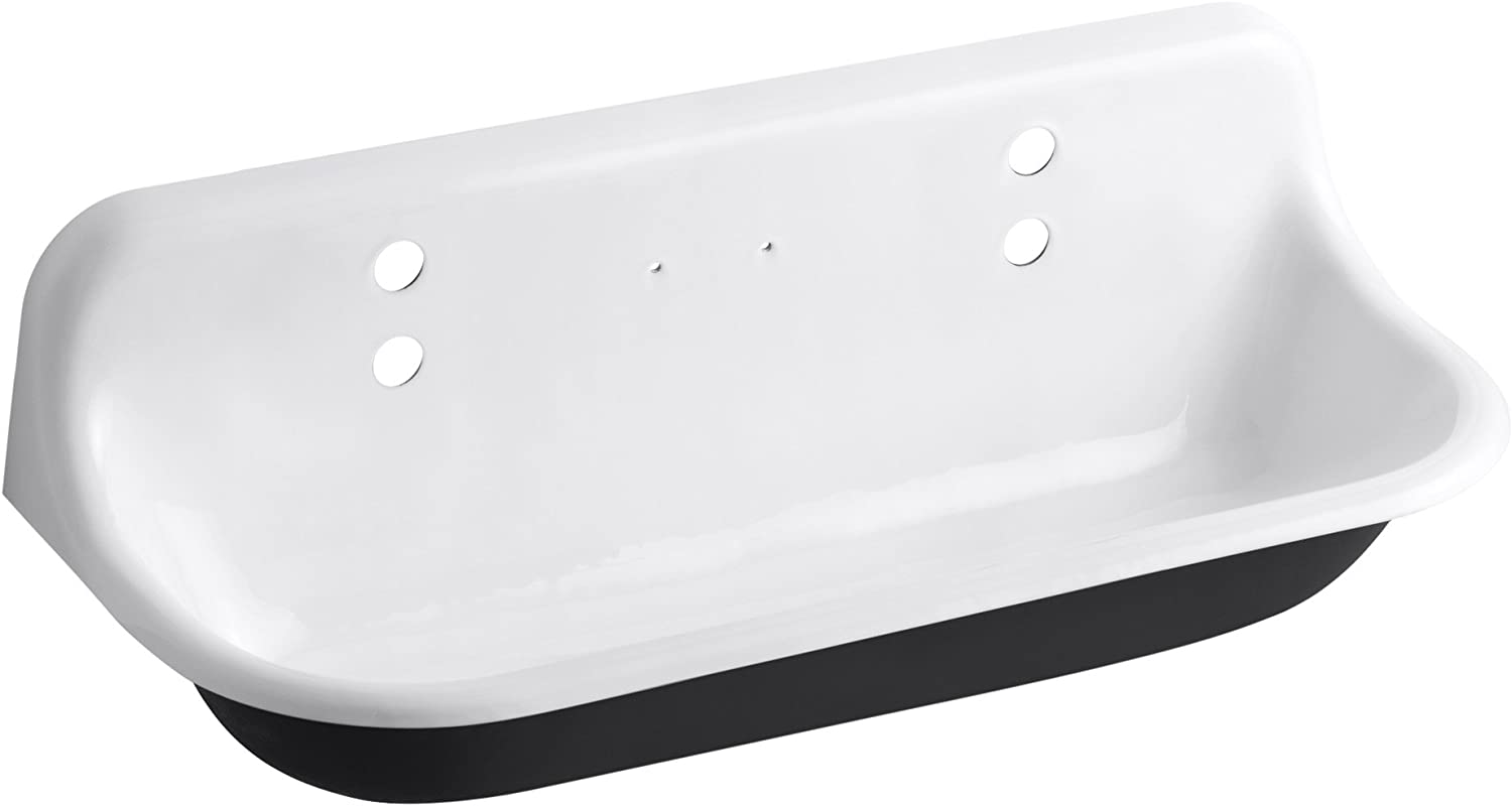 KOHLER K-3202-0 Brockway Wash Sink, White
