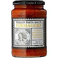 Kitchen & Love Formaggio Pasta Sauce (Chesse), 475g