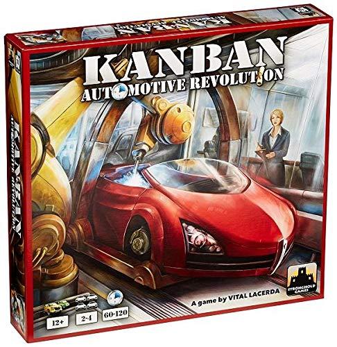 ban Automotive Revolution Game ()