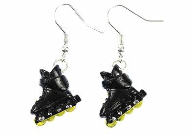 Patines en línea patines pendientes Miniblings patines schwz ...