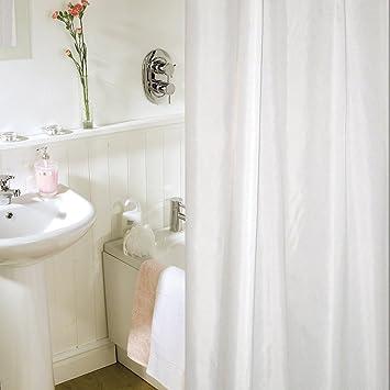 Rideau de douche Diplon Bianco moderne - 200 x 240 cm: Amazon.fr ...