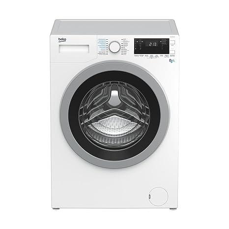 Beko HTV 8633 XS0 Independiente Carga frontal A Blanco lavadora ...