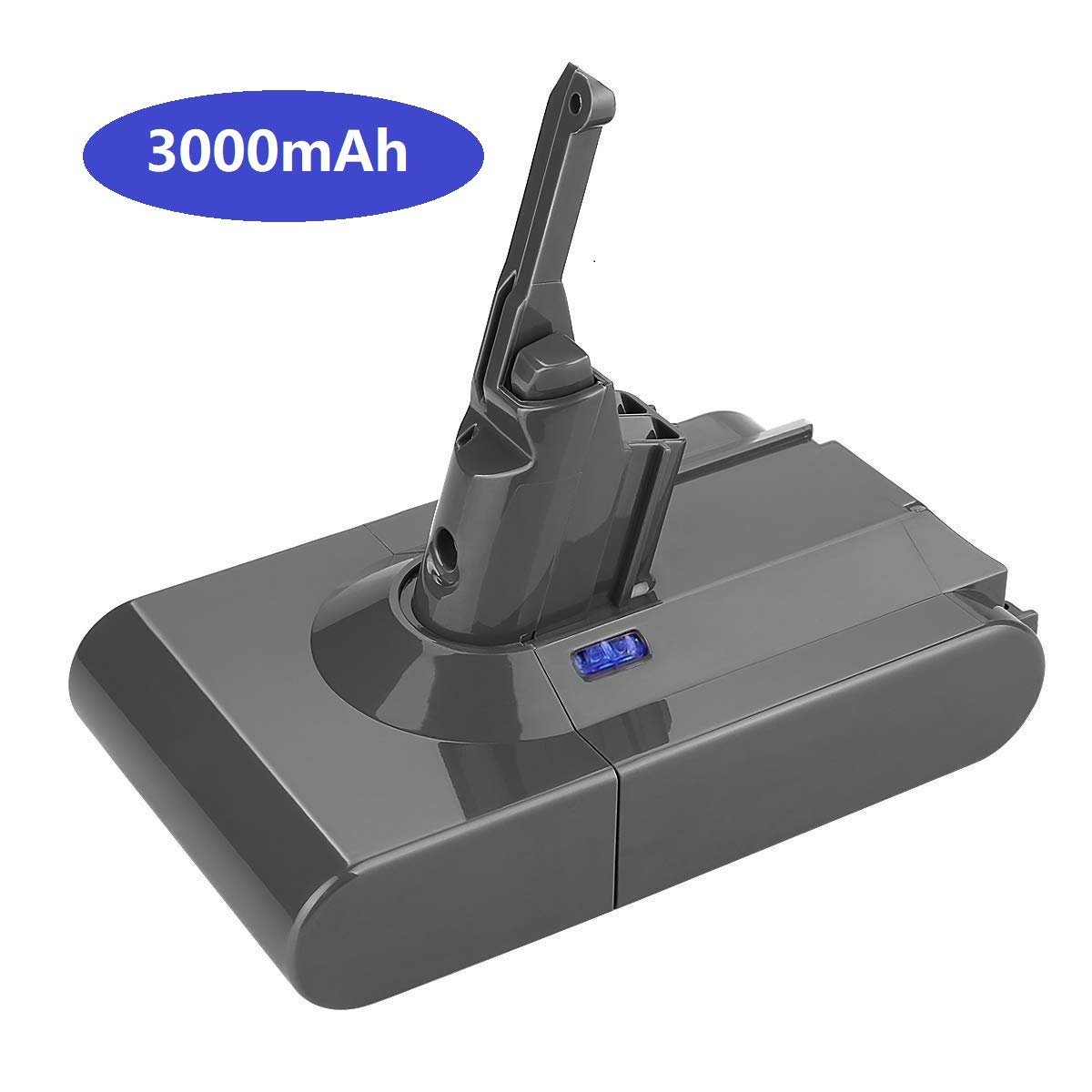 3000mAh for Dyson V8 Replacement Battery Absolute Animal Fluffy CordFree Handheld Stick Cordless Vacuum Cleaner Li-ion Sony Cell 21.6v Batteries
