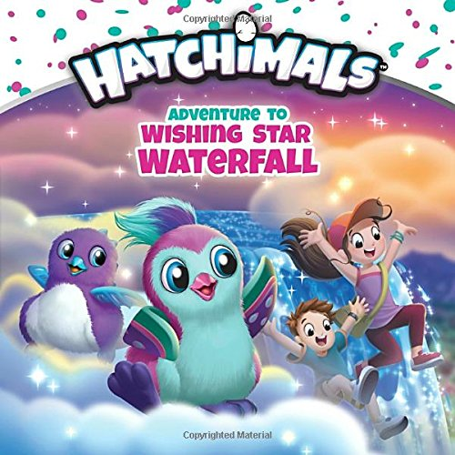Price comparison product image Adventure to Wishing Star Waterfall (Hatchimals)