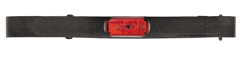 Lezyne Herzfrequenzmessgerät (Brustgurt) schwarz Computer Zubehör, One Size LEZY5 #Lezyne 1-PS-HRFS-V104
