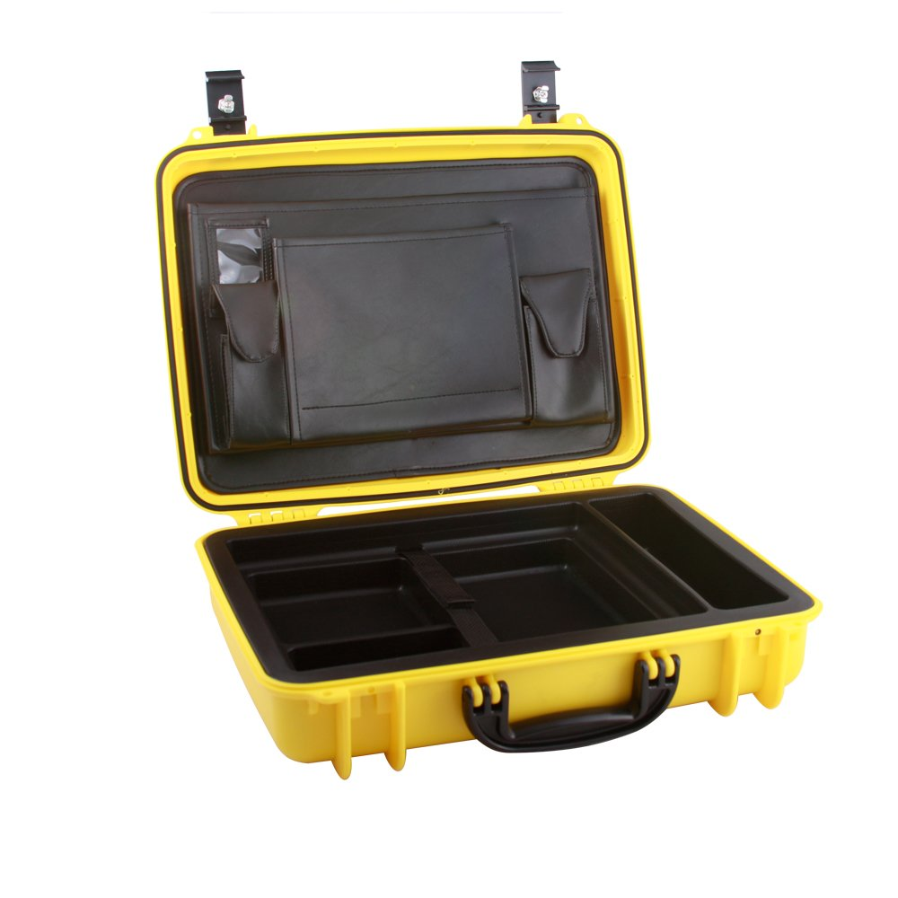 Seahorse SE-710CC Protective Case With Lid Organizer and Laptop Tray and Strap SE710CC BK