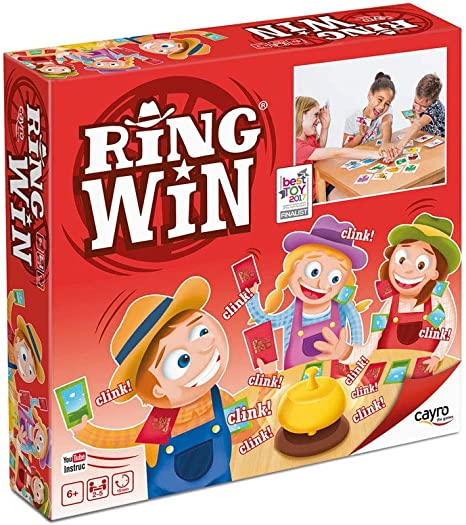 Cayro - Ring Win - Juego de animales y naturaleza - juego de mesa ...