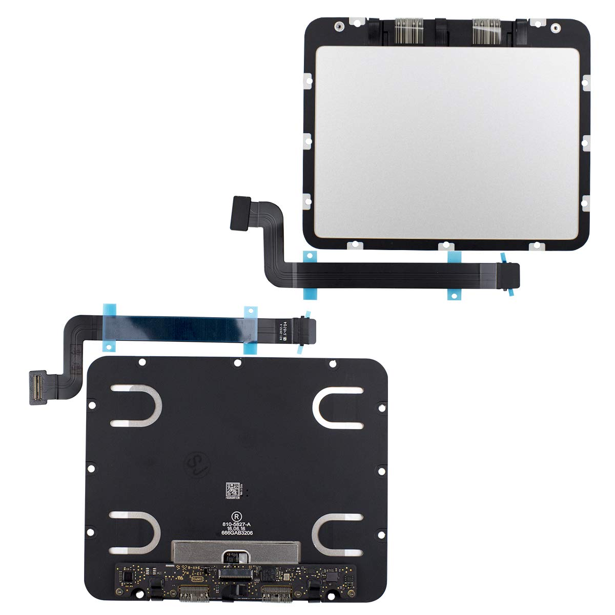 Totola New (923-00541) Trackpad with Flex Cable for Apple MacBook Pro Retina 15'' A1398 Touchpad Parts (Mid 2015 Version) by Totola