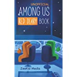Among Us Book - Red Diary: Unofficial