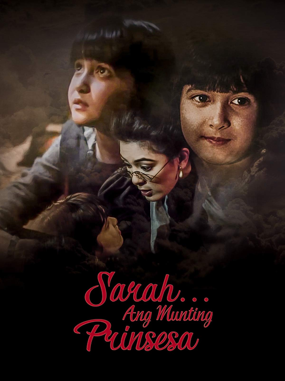 Amazon Com Sarah Ang Munting Prinsesa Camille Pratts Angelica Panganiban Jean Garcia Angelica Pedersen