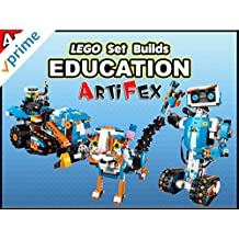 Clip: Lego Set Builds Education - Artifex