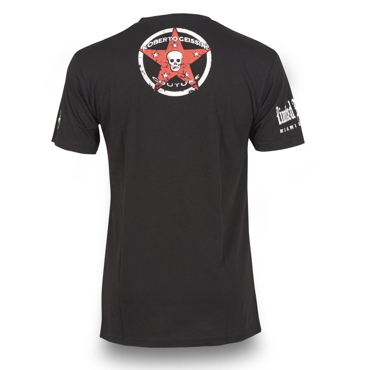 Roberto Geissini T-SHIRT T-SHIRT T-SHIRT STAR B012ZVUMBS T-Shirts Geschwindigkeitsrückerstattung f0d26b