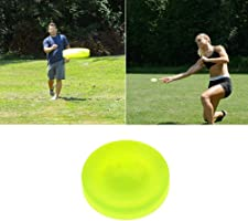 New Zip Chip Frisbee Mini Pocket Flexible Soft New Spin in Catching Game Flying Disc Catching Game Beach Outdoor Toys