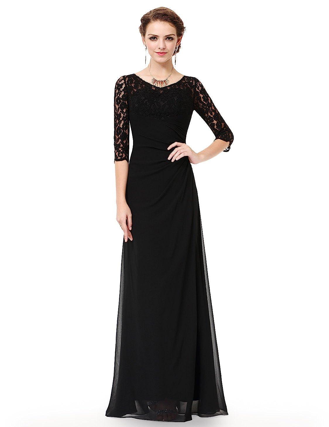 219d8615bad Ladies Long Black Evening Dresses - Data Dynamic AG