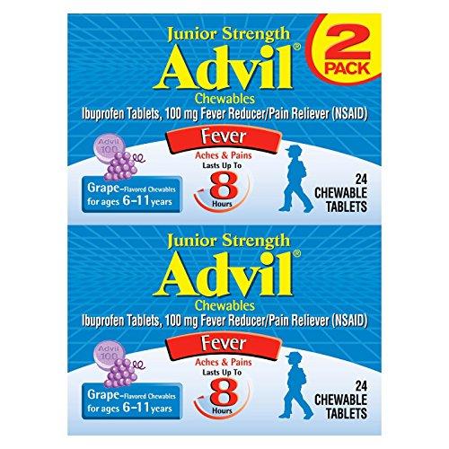 Advil Junior Strength Chewables