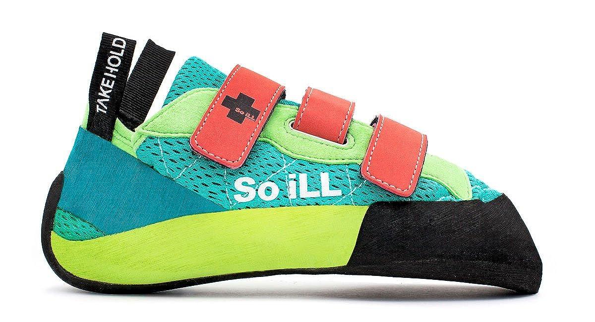 So iLL Runner LV Climbing Shoe B01MEES1OA 10.5 M US