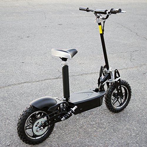 Engine Scooter electric stylish, compact. Electric scooter new season 2017! Recommendation of 15 years and above. House takes up little space. It is easy to fit in the car. New generation. (Offroad Gas Scooter)