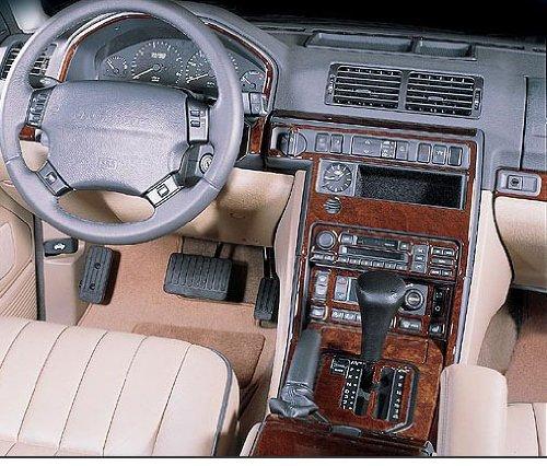 2002 Land Rover Range Rover Interior