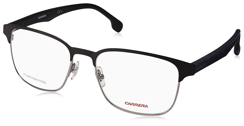 Distance Carrera 138//V Eyeglass Frames CA138-0003-5417 Matte Black Frame Lens Diameter 54mm