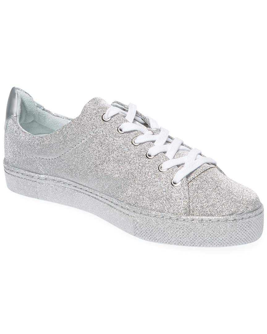 SCHUTZ Chayton Leather Low-Top Sneaker, 7