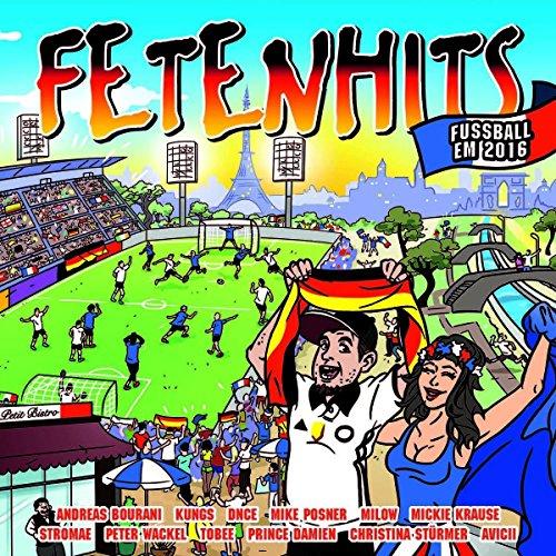 VA - Fetenhits Fussball EM 2016 - PROPER - REPACK - 2CD - FLAC - 2016 - NBFLAC Download