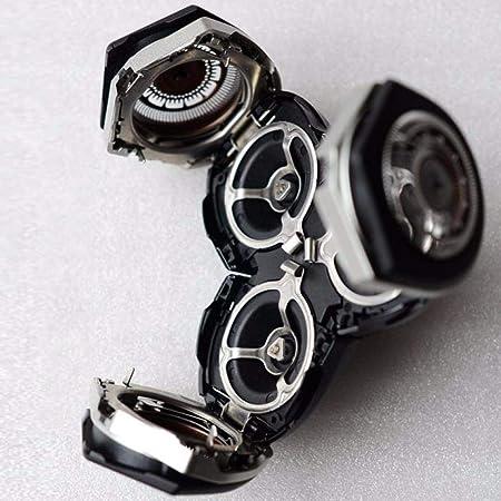 RQ12 Cabezal de Recambio para Afeitadora Philips Norelco SensoTouch 3D, Poweka Reemplazo de Hojas de Afeitar Eléctricas Philips