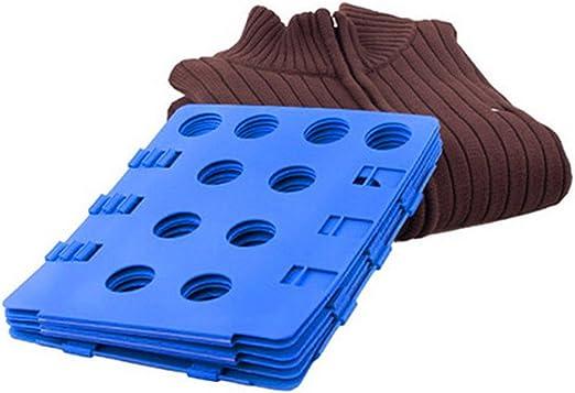 Practical Clothes Folding Board T-shirts Folder Easy Kid Fold Clothes Folders