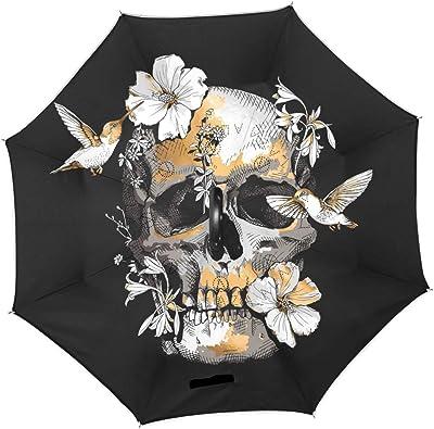 parapluie tête de mort 4