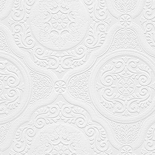 Paintable Wallpaper - 6
