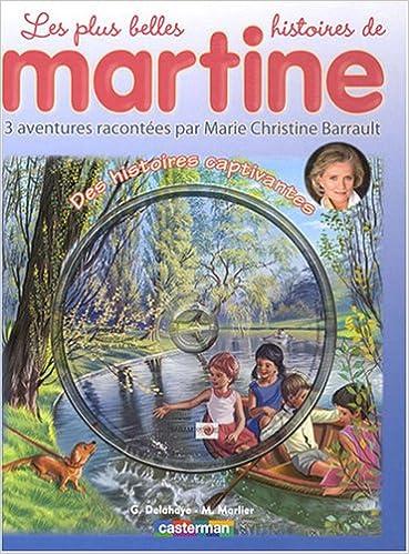 Martine Livres Cd Des Histoires Captivantes Livre Cd