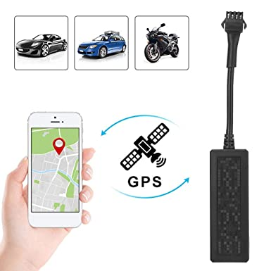 Amazon.com: BEESCLOVER Mini GPS Tracker Vehículo Tracker ...