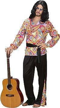 Hippie Outfit Hombre Disfraz de los años setenta hippie Disfraz ...
