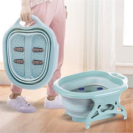 Amazon.com: Masajeador de pies plegable para spa y baño ...