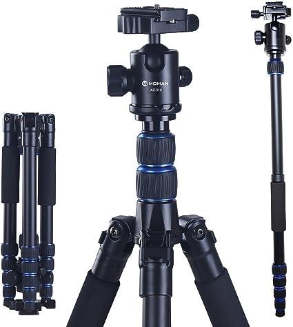 Para Fujifilm Cámara DSLR SLR Mini Trípode Flexible Monopie Soporte de montaje 1//4-20