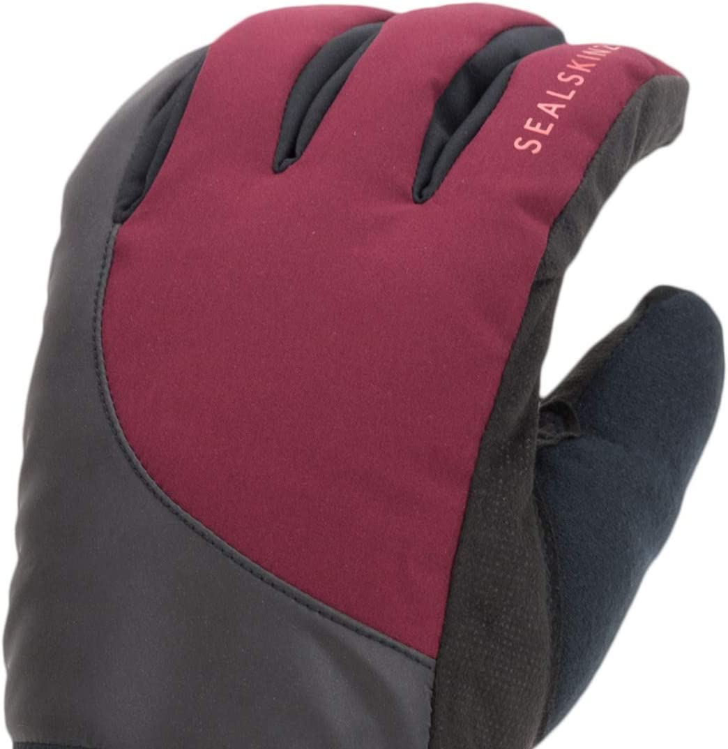 SealSkinz Thermal Reflective Cycle Gloves