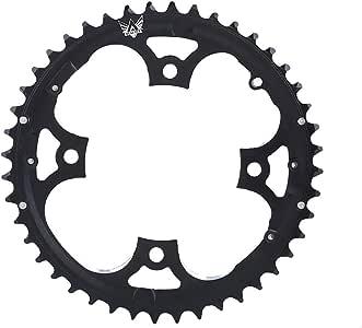 Protector de Platos de Bicicleta, 44T Piñones Protectores de Bielas para Bicicleta de 9 Velocidades: Amazon.es: Deportes y aire libre
