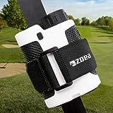 ZOEA Magnetic Rangefinder Mount Strap for Golf Cart Railing, Adjustable Rangefinder Mount/Holder/Strap/Band with Strong…