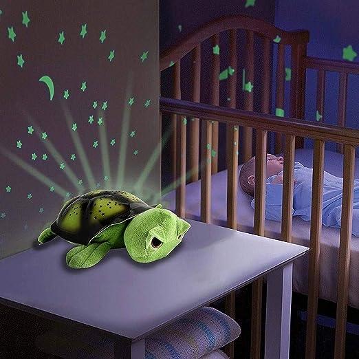 Lámpara LED de luz Nocturna for la Noche, Estrellas del proyector ...