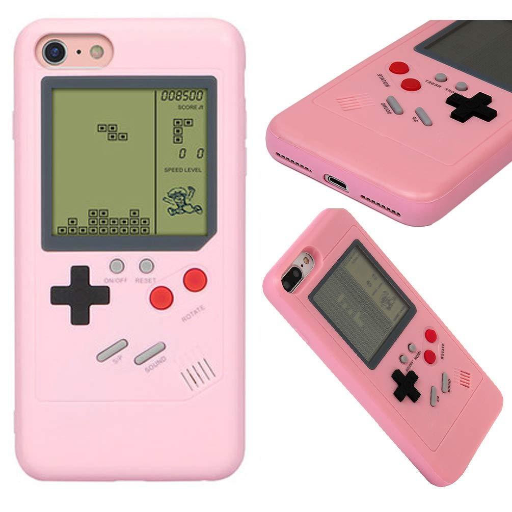 Amazon com: Retro Gameboy iPhone Case Game Case Playable