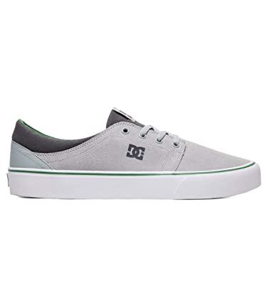 45bf83b6fdc DC Shoes Trase SD - Baskets - Homme - EU 36 - Gris