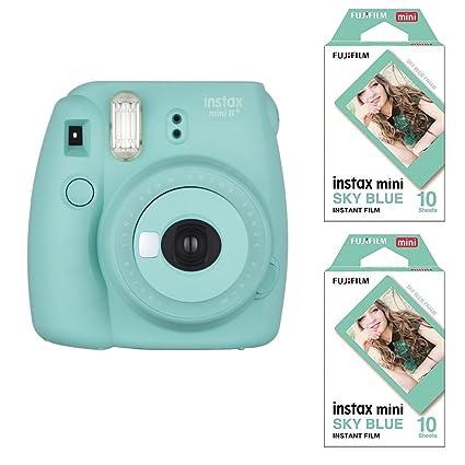 Fujifilm Instax Mini película instantánea Juego de 2 y cámara ...