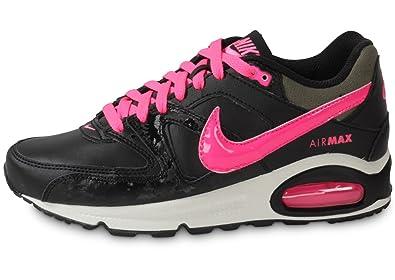767d11030edb5 Nike Air Max Command Junior Noire Et Rose Noir 36  Amazon.fr ...
