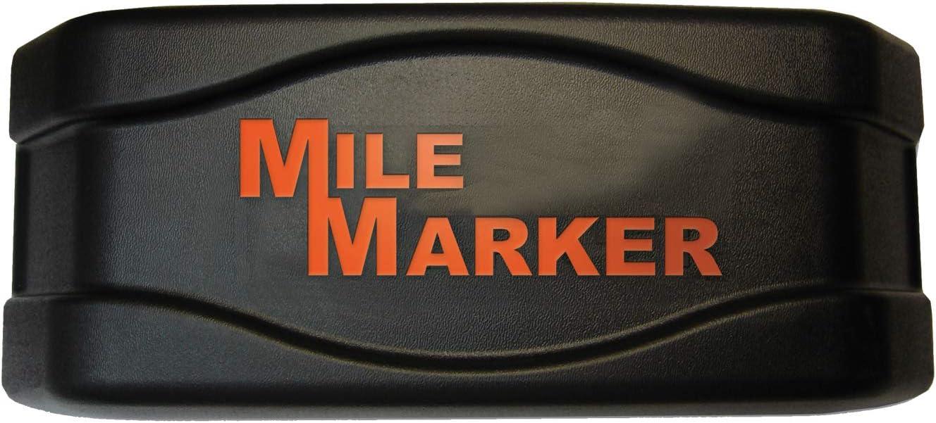 Silver Mile Marker Winch Roller Fairlead Cover