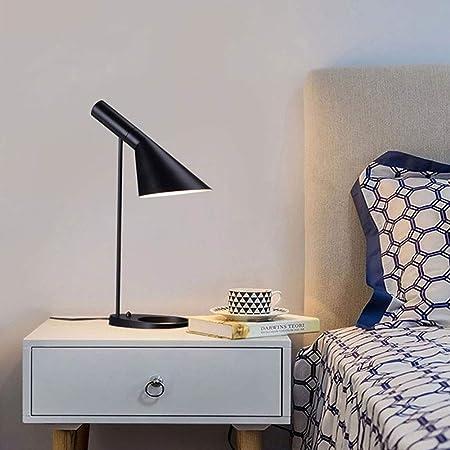 Lámpara LED De Escritorio Enchufable, Lámpara De Mesa De ...