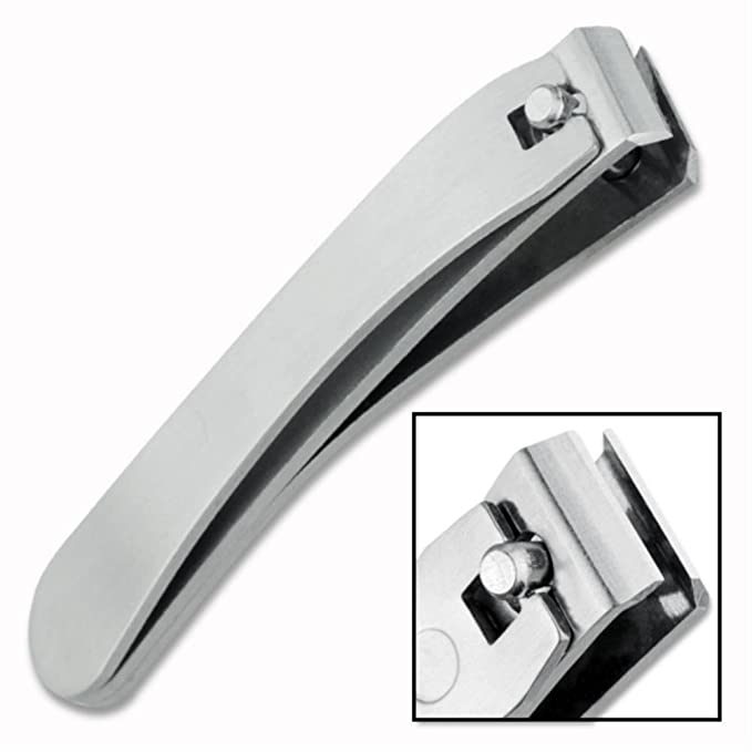 Uñas Herramientas Toe Nail Clipper Cortauñas Manicura Herramienta de belleza tijeras de uñas de acero inoxidable cortador de unha Alicate de unha eq0016: ...