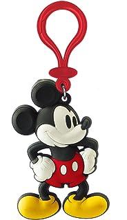 Amazon.com: Disney Mickey y Minnie Mouse Llaveros llavero ...